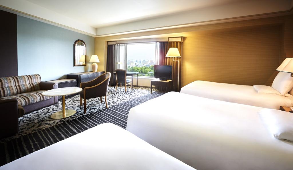 일본 호텔 재택