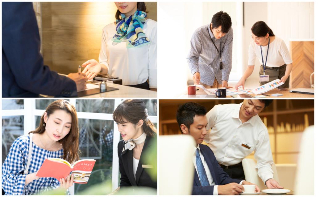 các công việc visa kỹ năng đặc định có thể làm tại khách sạn